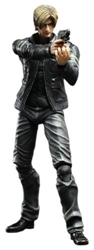 Picture of Square Enix Play Arts Kai - Resident Evil 6: Leon S. Kennedy