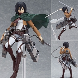 Picture of Figma 203 - Attack On Titan Mikasa