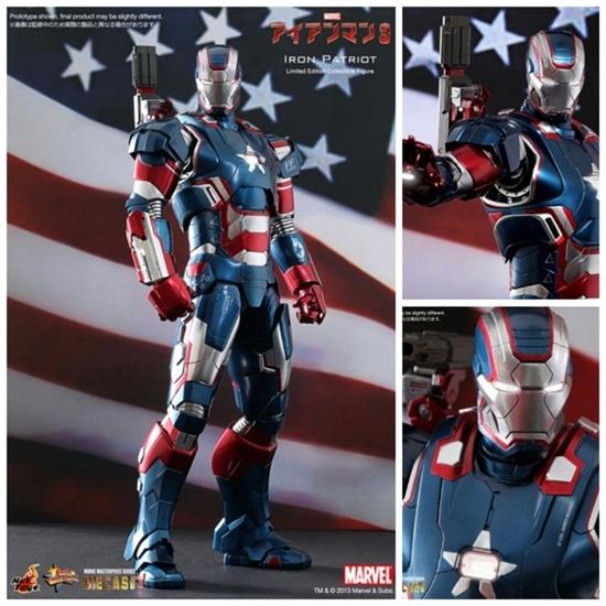 008 Iron Man 3 Patriot 009