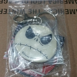 Picture of Jack skellington keychain