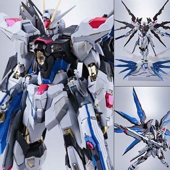 Q8 Figures. METAL BUILD - Mobile Suit Gundam SEED Destiny ...