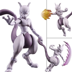 Picture of Variable Action Heroes Pokemon - Pokken Tournament - Mewtwo