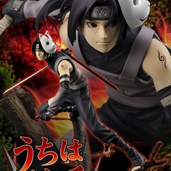 Picture of Megahouse G.E.M - Naruto - Uchiha Itachi Anbu ver. (Limited Edition)