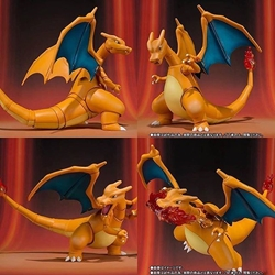 Picture of Bandai S.H Figuarts Pokemon - Charizard (Limited Edition) Action Figure