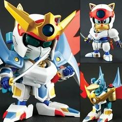 Picture of ES Gokin - Cat Ninja Legend Teyandee: Yattarou