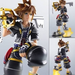 Picture of Static Arts Gallery - Kingdom Hearts II: Sora