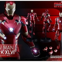 Picture of Hot Toys - Captain America Civil War - Ironman Powerpose