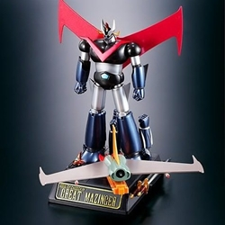 Picture of GX-02R (TN2016 Anniv.) Great Mazinger (Tamashii Nation 2016 Memorial Ver.) Limited edition