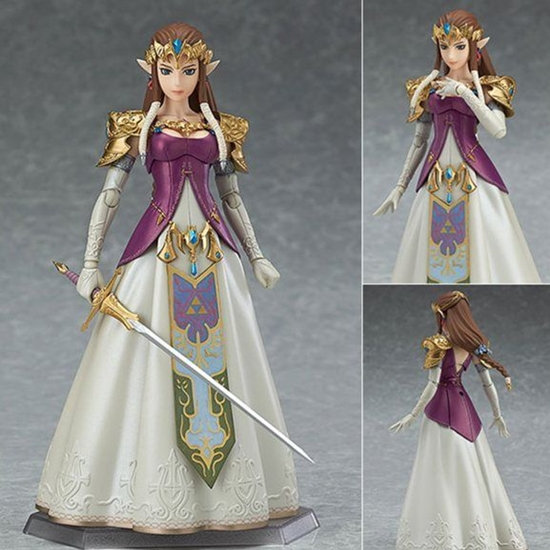 q8 figures figma the legend of zelda twilight princess zelda