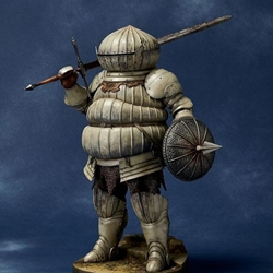 Picture of GECCO Dark Souls 1/6 Scale figure: Siegmeyer of Catarina