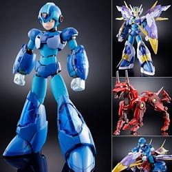 Picture of Chogokin - Mega Man X: GIGA ARMOR XAlloy