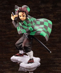 Picture of ArtFX J Kimetsu no Yaiba ( Demon Slayer ) Tanjiro Kamado