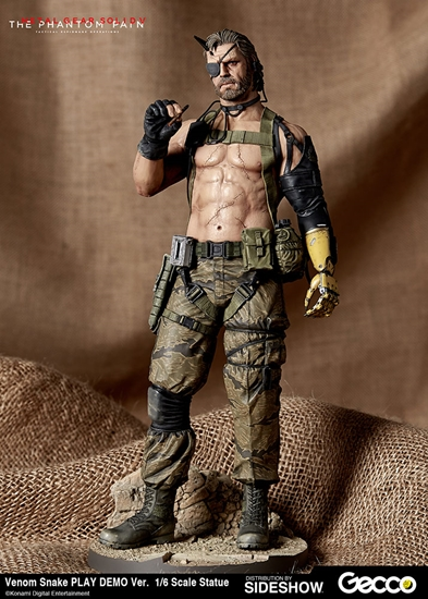 Picture of Gecco Venom Snake Play Demo Version